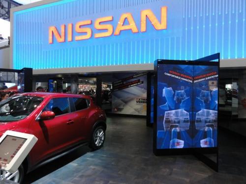 Nissan salon genf 1